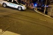 Ocho personas murieron en racha violenta en Medellín en menos 48 horas