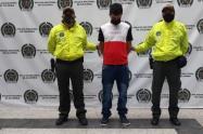 Capturan a alias Sebas por ataque contra un policía de Medellín, en intento de fleteo