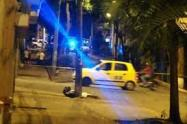 Homicidio centro de Medellín