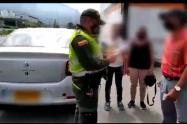 Operativos en las vías de Antioquia.