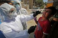 El departamento ascendió a más de 32.000 casos de coronavirus.