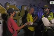 comparendos impuestos policía en Medellín