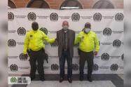 El detenido está señalado de hurtar 50 millones de pesos a su vecino, señalaron las autoridades.