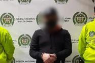 En Bello se escondía presunto criminal que mató a comerciante en Bogotá