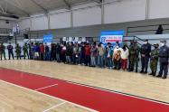 En Rionegro, el Ejército desmanteló al grupo delincuencial La Lela.