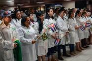 Senadores respaldan la propuesta de la incorporación de intensivistas cubanos