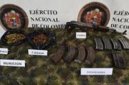 El fallecido haría parte de la subestructura Edwin Román Velásquez