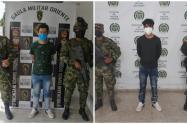 """""""Toro"""" y """"Macoco"""" ya estaban delinquiendo en el Norte de Antioquia, según el Ejército."""