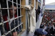 Buscan mejorar las condiciones de hacinamientos en las cárceles de Antioquia.