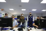 Centro Regulador de Urgencias y Emergencias en Antioquia.