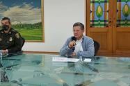 Gobernador encargado de Antioquia tiene coronavirus