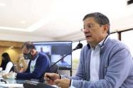 Hospitalizan al gobernador encargado de Antioquia, afectado por COVID-19