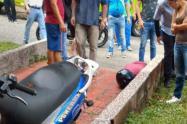 Lo mataron cuando salía de su casa en el barrio Córdoba de Medellín