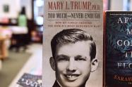 Libro de Mary Trump, sobrina de Donald Trump