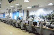 Oficinas de la Secretaría de Movilidad de Medellín