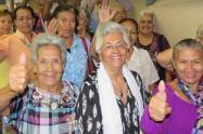 Más de 1.600 personas se benefician de los programas del adulto mayor en Medellín