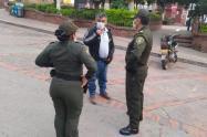 Más de 1.500 policías reforzarán la vigilancia durante la cuarentena, en el Valle de Aburrá