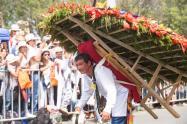 Feria de las Flores de Medellín.