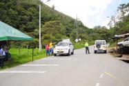 Referencia municipio de Entrerríos, Antioquia.