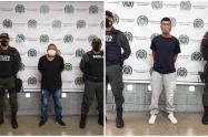 Estas dos personas fueron dejados con medida de aseguramiento carcelario.