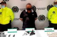 Alquilaba las armas para combos criminales de Medellín