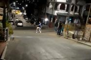 Balacera en Bello dejó dos muertos y un herido