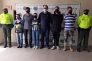 Capturados en Medellín por vínculos con cartel con Venezuela