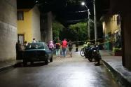 Las autoridades ofrecen una recompensa de 20 millones de pesos para capturar a los responsables.
