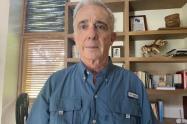 Uribe revela que ya fue reseñado como preso y pide transparencia en su proceso