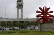 Aeropuerto José María Córdova de Rionegro.