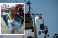 Mató a machetazos a su hijastra de 18 años en el barrio Villatina de Medellín