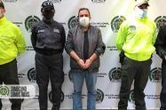 ¡Así fue la recaptura en Medellín del excongresista, Óscar Suárez Mira! El exalcalde de Bello