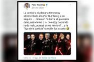 Senadora Uribista comparó al Centro Democrático con los villanos de 'Star Wars'