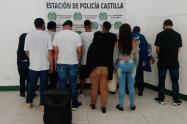 No aprendemos, en el barrio Castilla cogieron a once en tremenda farra