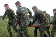 Soldados Heridos en Norte de Santander