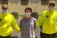 """El capturado sería el responsable de asesinar a """"Nucita"""", en una confrontación presentada contra integrantes de """"Pachelly""""."""