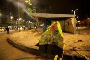 Disturbios tras el asesinato de Javier Ordoñez en un procedimiento policial