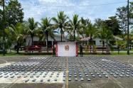 El alcaloide estaba valorado en 2.000 millones de pesos.