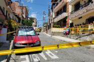 La víctima fue ultimada con tres impactos de arma de fuego, informaron las autoridades.