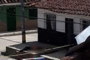 La víctima recibió cuatro disparos, revelaron las autoridades.