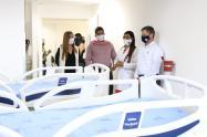 La mayoría de las UCI en Antioquia están instaladas en la IPS Universitaria de la U de A.
