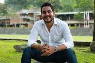 El concejal Alex Xavier Flórez Hernández