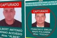 """En un mes encerraron la cúpula de la banda criminal de """"Pachelly"""" en Bello"""