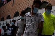 Se le metieron al rancho a 17 presuntos delincuentes de tres combos de Medellín