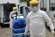 El país reporta más de 784.000 casos de coronavirus.