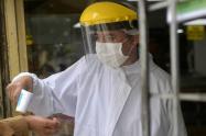El país reporta ahora 679.513 casos de coronavirus.