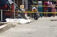 Entre las víctimas hay un ciudadano venezolano.