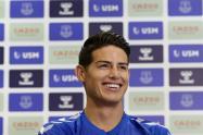 James Rodríguez - Everton