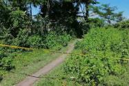 Los hechos ocurrieron en zona rural de Tarazá, Antioquia.