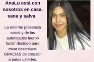 Ana Lucía Fernández.